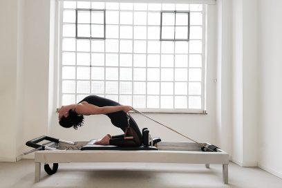 Pilates ist eine Disziplin.
